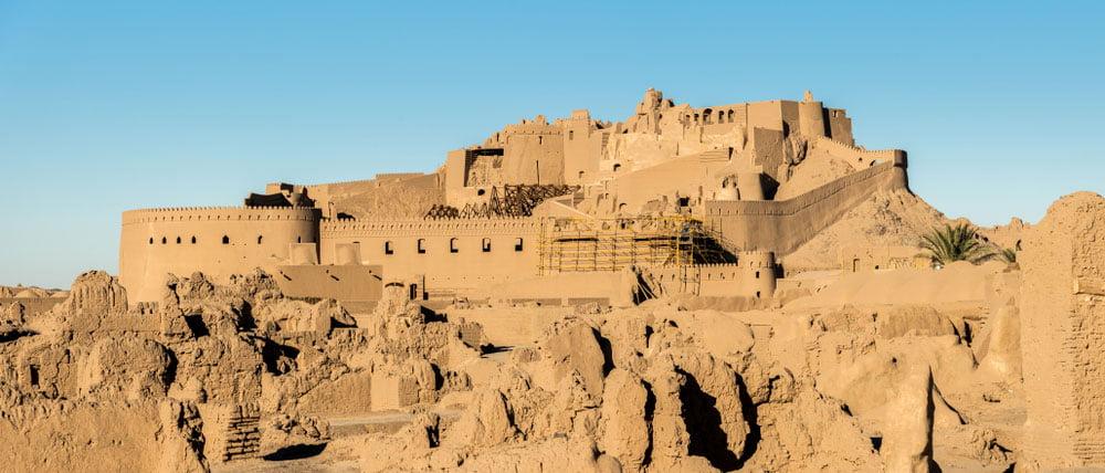 Bam citadel Iran