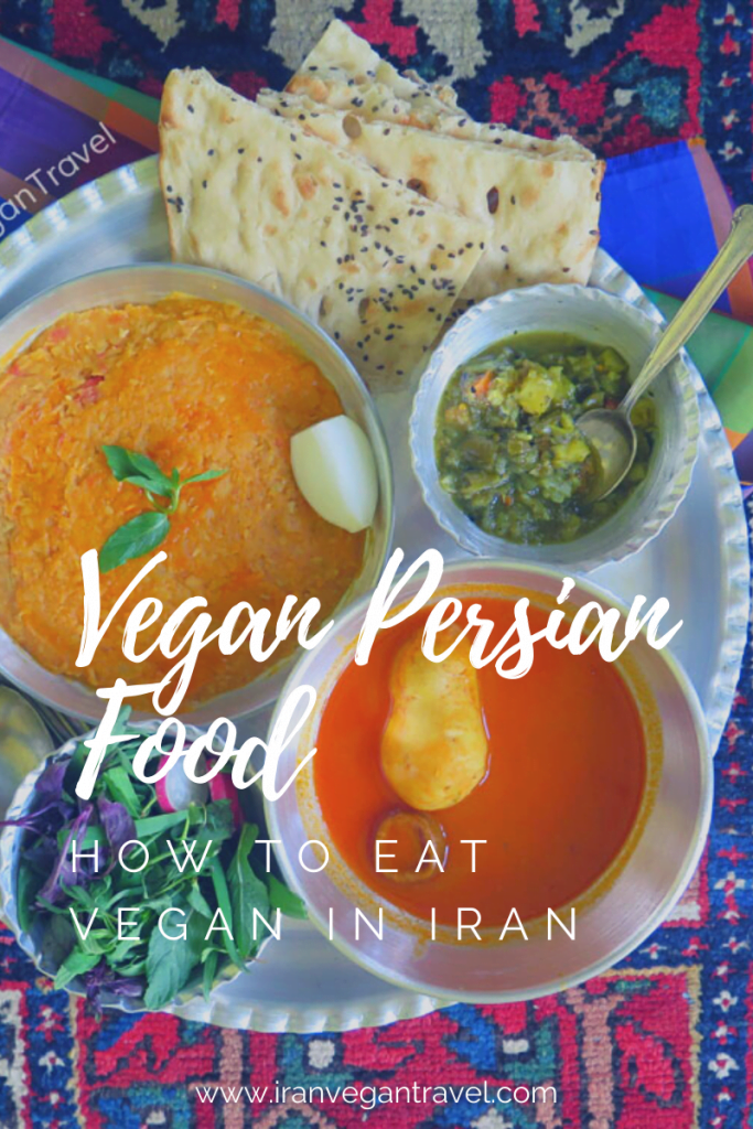 Check out this overview of the history of Persian food and it rich flavors and discover how to eat vegan Persian food during your travels in Iran.