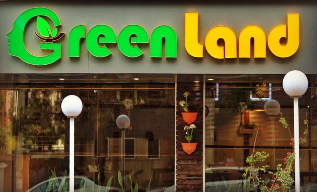 Greenland restaurant- List of vegetarian friendly restaurants in Iran