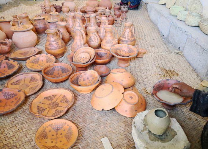 Kalpurgan handmade pottery- Sistan Baluchestan tour