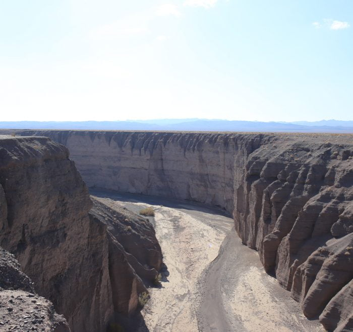 Discover just what you can expect from Iran's otherwordly Rageh Canyon in Kerman province along with our insider tips for exploring it.