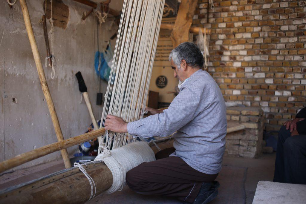 loom in Meybod